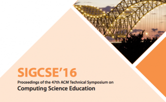 SIGCSE 2016 Proceedings